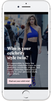 Interactive Content Case Study FashionTV