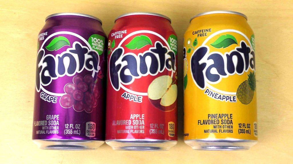 Coca Cola Fanta Interactive Content Advertisement