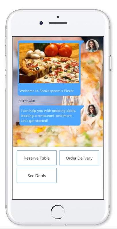 How to Create a Chatbot for a restaurant