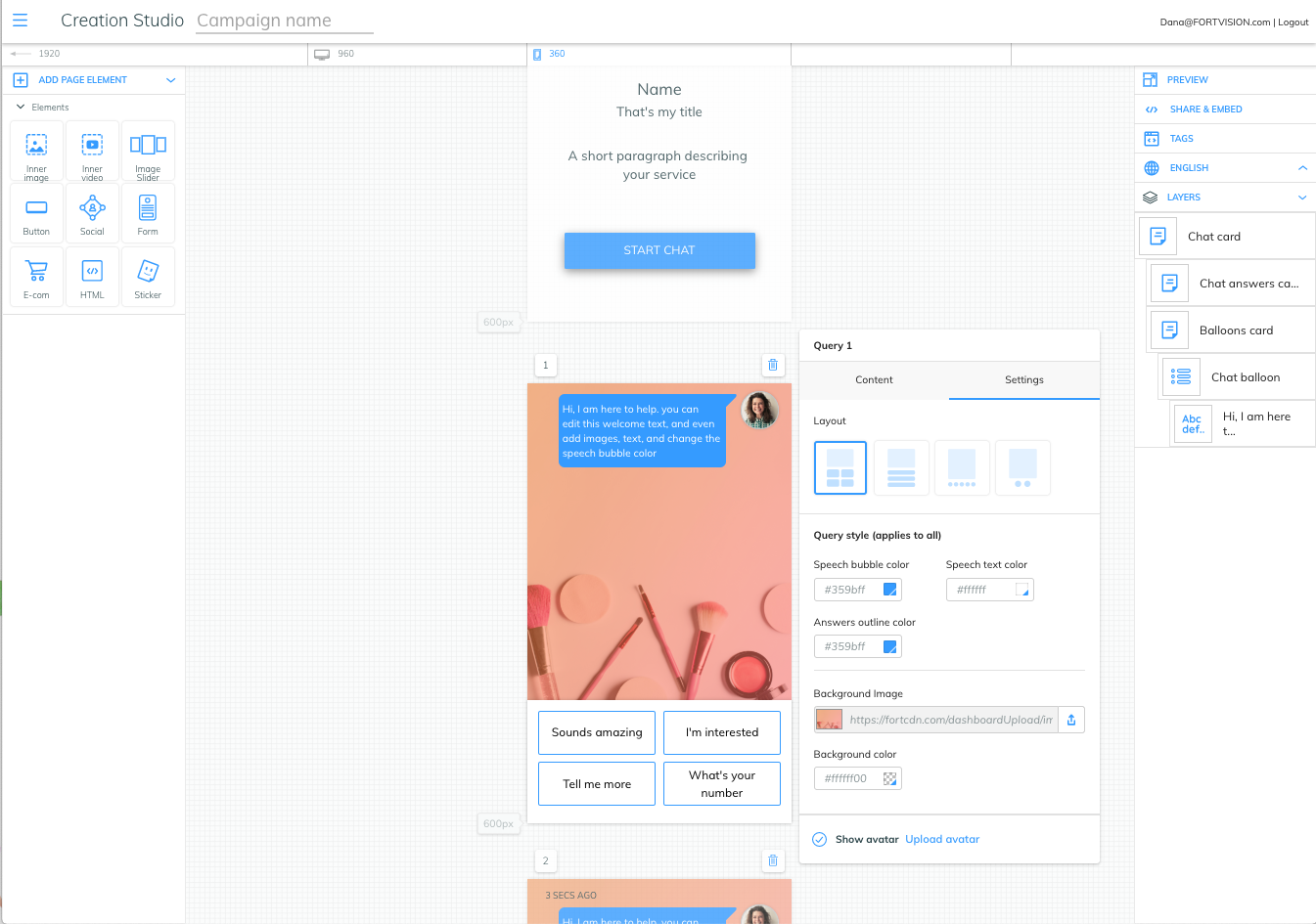 How to Create Chatbots Quickly