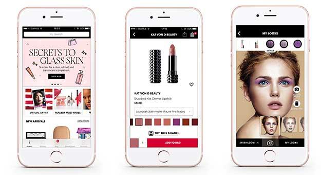 Online Personalization - Sephora